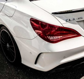 Проект DynoRace по тюнингу Mercedes-Benz CLA 45 Stage 1