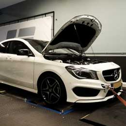 Mercedes-Benz E63 AMG Stage 1